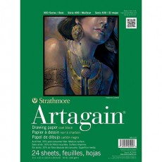 Black Artagain Pads 400 Series, 9