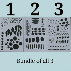 Custom Stencil - Andrea Bundle123