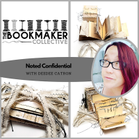 The Bookmaker Collective - DeeDee Catron- Noted Confidential