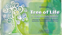 The Tree of Life Creative Retreat with Brian Crimmins, Andrea  Chebeleu and Minette Riordan
