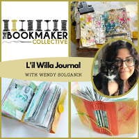 The Bookmaker Collective - Wendy Solganik- L'il Willa Journal