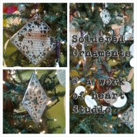 Soldered Ornaments